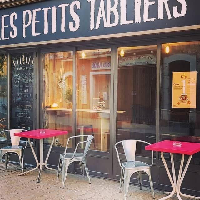 Le Restaurant - Les Petits Tabliers - Vence